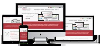 Responsive Website Showcase SEO Coach