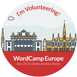 wordpress camp vienna volunteer 2016